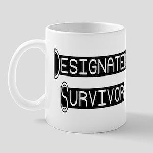 Designated Survivor Mug