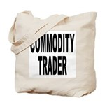 Stock Trader Tote Bag