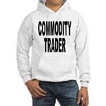 Stock Trader (Front) Hooded Sweatshirt