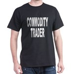 Stock Trader (Front) Dark T-Shirt