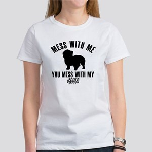 Don't mess with my Glenn Women's T-Shirt