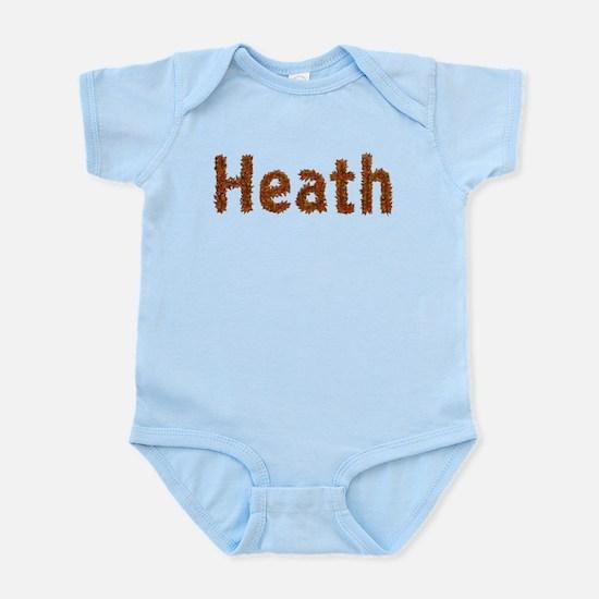 Heath Fall Leaves Body Suit