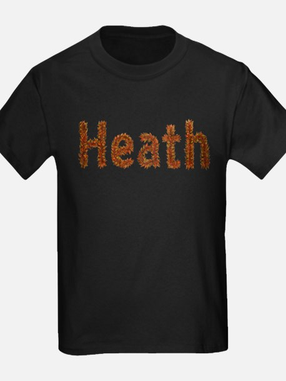 Heath Fall Leaves T-Shirt