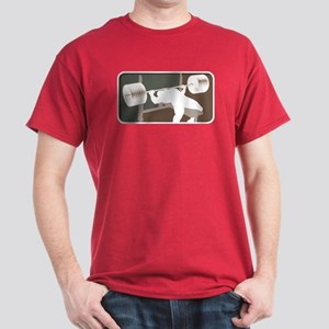 BENCH PRESS USA Dark T-Shirt