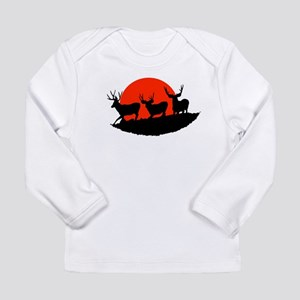 Shadow bucks Long Sleeve Infant T-Shirt