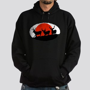 Shadow bucks Hoodie (dark)