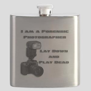 FORENSIC PHOTOGRAPHER Flask