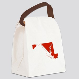 Maryland Diver Canvas Lunch Bag