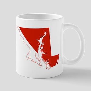 Maryland Diver Mug