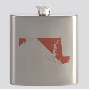 Maryland Diver Flask