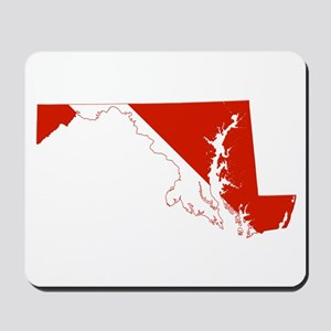 Maryland Diver Mousepad