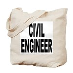 Civil Engineer Tote Bag