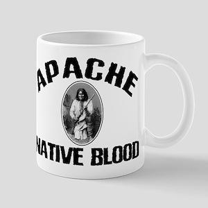 Apache Native Blood Mug