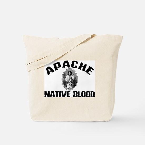 Apache Native Blood Tote Bag