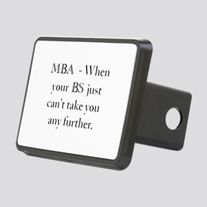 MBA Rectangular Hitch Cover