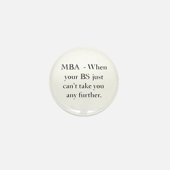 MBA Mini Button (100 pack)
