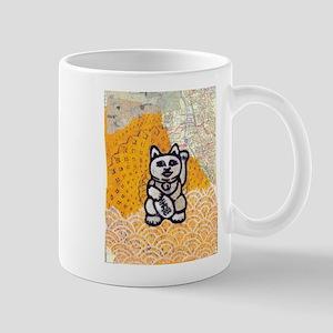 Lucky Cat Roland Park Mugs