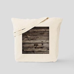 rustic barnwood western country Tote Bag
