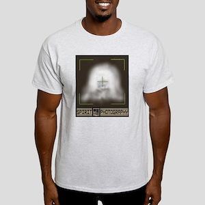 Spirit Photography Ash Grey T-Shirt
