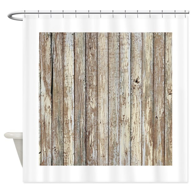 rustic bathroom shower curtains rustic barnwood western country shower curtain by listing 20271