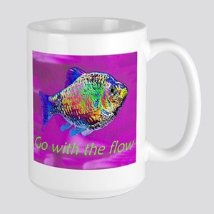 Go with the flow Mugs