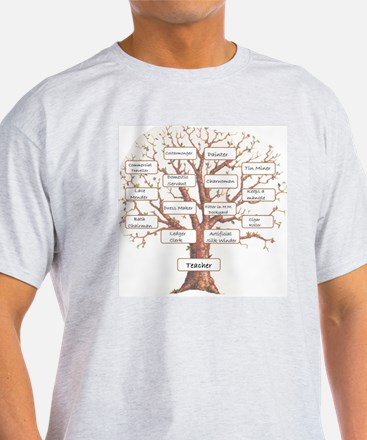 Family Occupation Tree T-Shirt