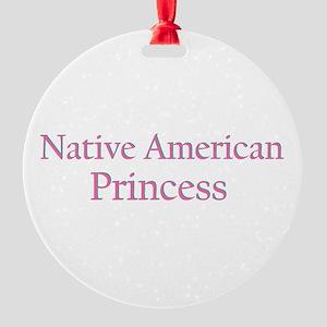 nativeamericanprincess Ornament