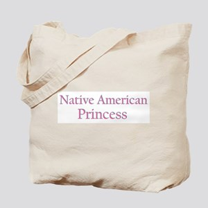 nativeamericanprincess Tote Bag