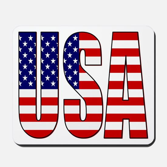 EUA / USA Mousepad
