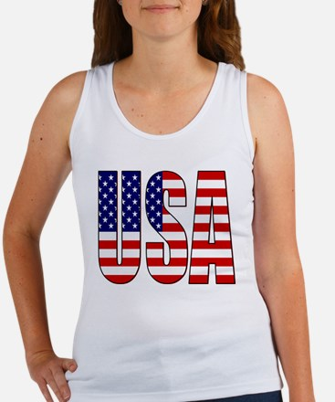 EUA / USA Women's Tank Top