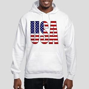 EUA / USA Hooded Sweatshirt