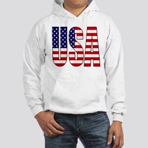 EUA / USA Hooded Sweatshirt