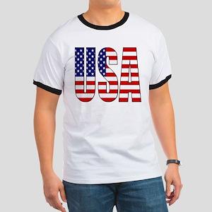 EUA / USA Ringer T