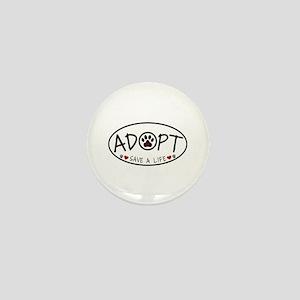 Universal Animal Rights Mini Button