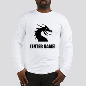 Dragon Personalize It! Long Sleeve T-Shirt