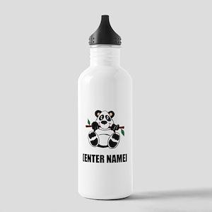 Panda Personalize It! Water Bottle