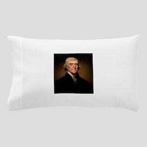 Thomas Jefferson Pillow Case