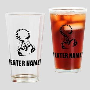 Scorpion Personalize It! Drinking Glass