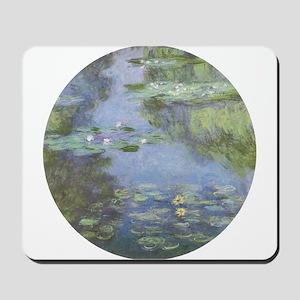 Water Lilies Mousepad