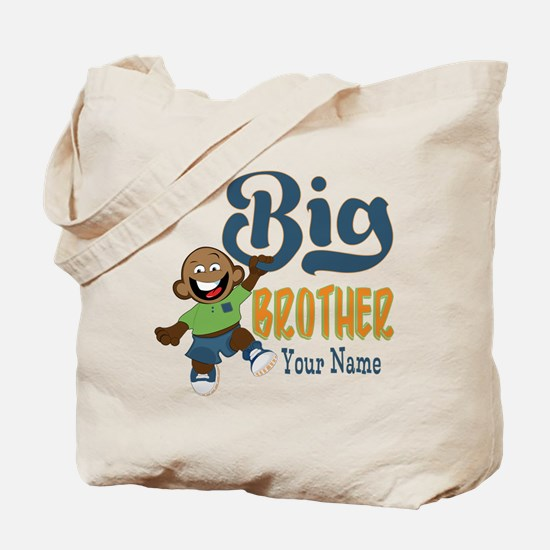 Happy Silly Big Brother Monkey Tote Bag