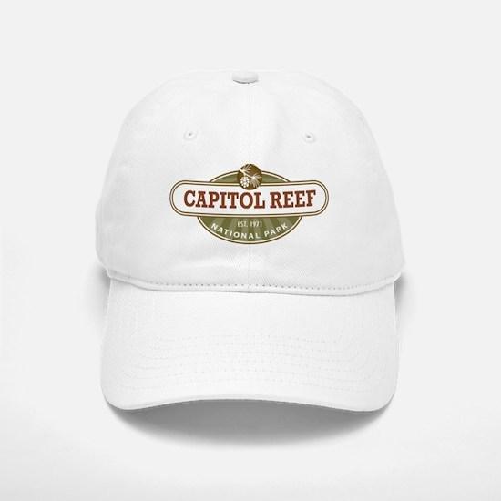 Capitol Reef National Park Baseball Baseball Baseball Cap