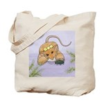 Giddy Glinda P9 Woodhill Whiskers Tote Bag