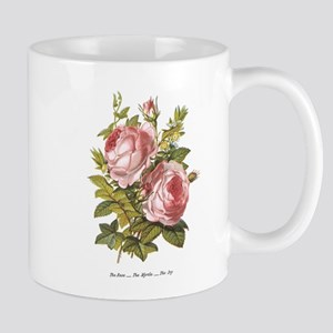 Rose, Myrtle and Ivy Mugs