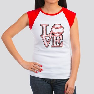 Love Baseball Classic T-Shirt