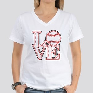 Love Baseball Classic T-Shirt