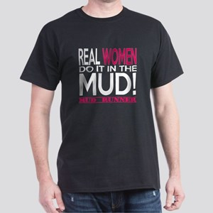 Read Women Do It In The Mud (Pink Mud Runner) T-Sh