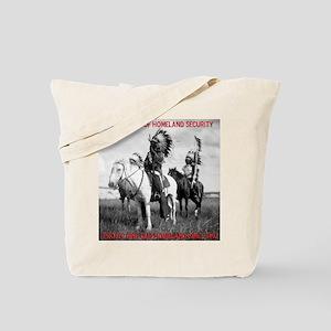 NDN Warriors Homeland Security Tote Bag
