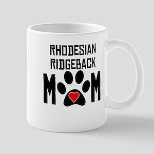 Rhodesian Ridgeback Mom Mugs