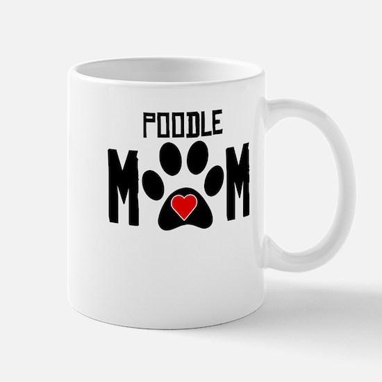 Poodle Mom Mugs
