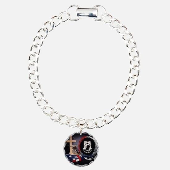 POW CROSS Bracelet